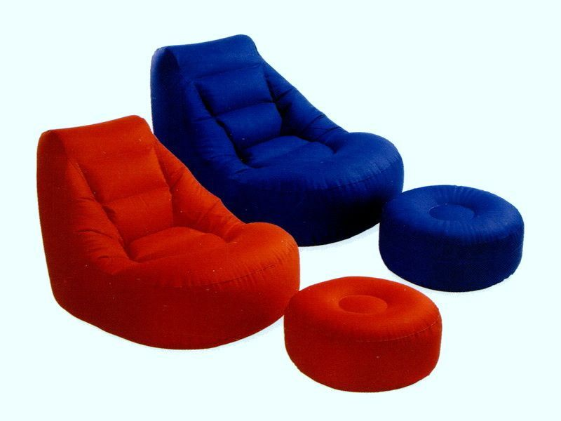 Надувное кресло Intex Pull-Out 68565. Рубрика каталога Satom.ru. Надувная мебель и матрасы